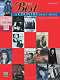 country sheet music - The Best in Country Sheet Music