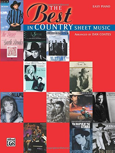 country sheet music - 4