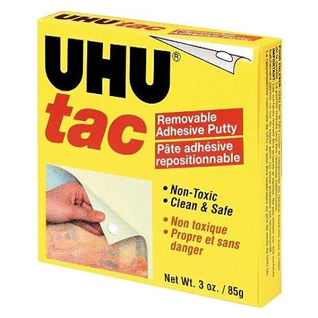 Saunders UHU Tac, 3 Oz (85g), Box (99681)