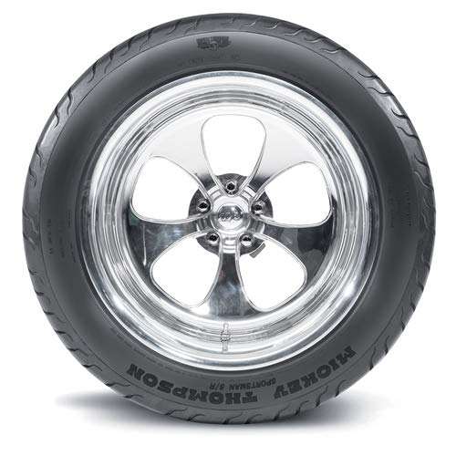 Mickey Thompson Sportsman S/R Performance Radial Tire - 26X10.00R15LT 83H