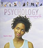 Psychology in Everyday Life & eBook Access Card by David G. Myers (2011-04-15) -  Worth Publishers