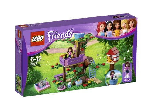 LEGO Friends Olivia's Tree House 3065 (Lego Friends Olivia's House Best Price)