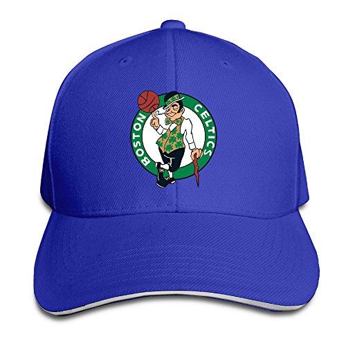 Show Time Boston Logo Celtics Unisex Baseball Cap Snapback Hat RoyalBlue