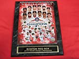 Red Sox 2018 World Series Champions Collector Plaque #4 w/8x10 Composite Photo