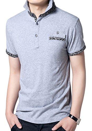 Heaven Days(ヘブンデイズ) ポロシャツ ゴルフウェア ゴルフシャツ 半袖 メンズ 17080198