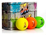 Ball Couture JR Golf Balls for Kids, 6 Pack
