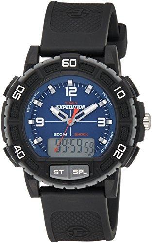 Timex Analog Silver Dial Men #39;s Watch   TWEG15106