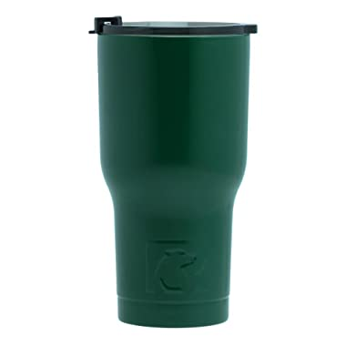 RTIC Double Wall Vacuum Insulated Tumbler, 20 oz, Green