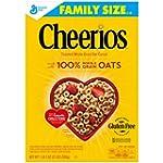 Cheerios Gluten Free Cereal, 21 oz
