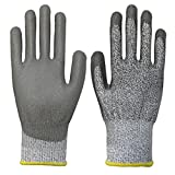 Garden Gloves,BeiLan Bamboo Working Gloves for Women and Men Garden Work Glove for Special Protective Coating Against Cuts