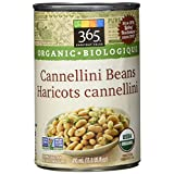 365 Everyday Value Organic Cannellini Beans, 15 oz