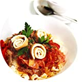 roman noodle cooker - Meat dish. Home made noodles: Home made noodles (Recepies of meat dishes)