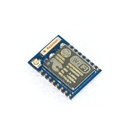 Amazon com: 10pcs/lot ESP8266 serial WIFI model ESP-07