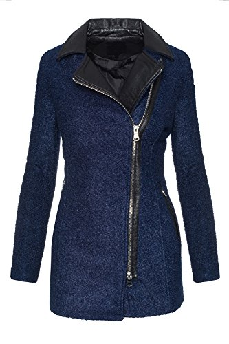 Creek Rock Blu Donna Giacca Navy Selection pUwFqUH