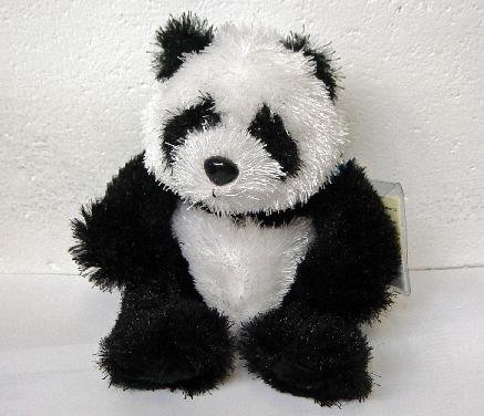 Webkinz Ganz HS111 - Lil'Kinz Panda Soft Toy 17 cm from Webkinz
