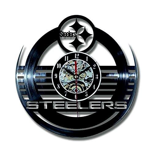 Steelers Wall Clocks Pittsburgh Steelers Wall Clock