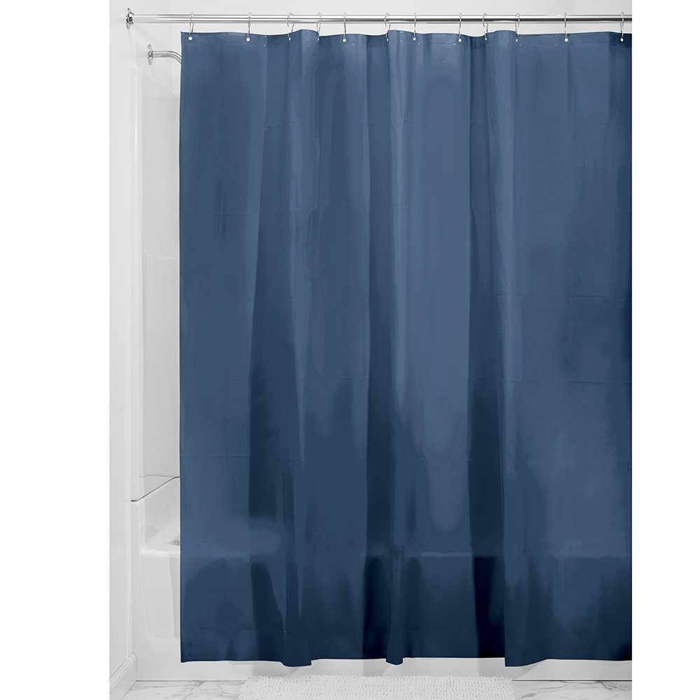 InterDesign 3.0 Liner Curtain for Shower, Made of Mould-Free PEVA ...