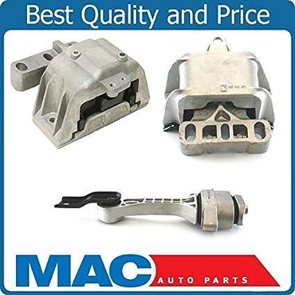 Amazon.com: Mac Auto Parts 137189 Transmission Engine Motor Mount Kit VW Beetle Golf Jetta 1.8L 1.9L 2.0L New: Automotive