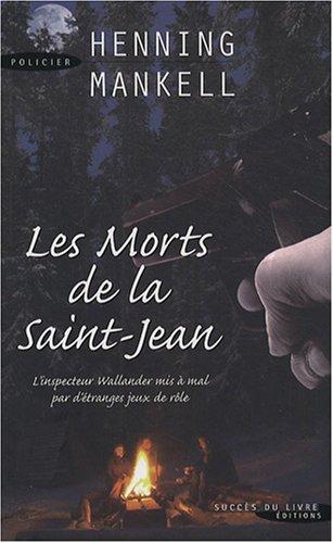 Price comparison product image MORTS DE LA SAINT-JEAN (LES) REG 21, 95$