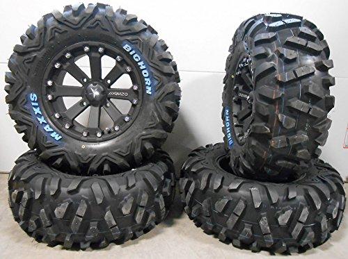 Bundle Wheels BigHorn Pattern 12mmx1 5