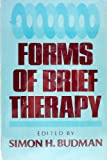Forms of Brief Therapy, , 0898626080