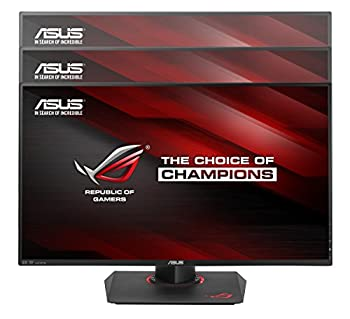 "Asus Rog Swift Pg27aq 27"" 4kuhd (3840x2160) Ips 4ms G-sync Eye Care Gaming Monitor With Dp & Hdmi Ports 7"