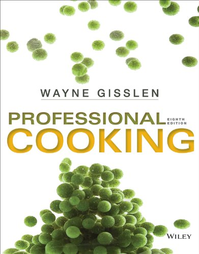 Professional Cooking, 8th Edition cover