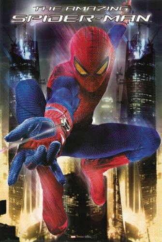 Hot Stuff Enterprise Z176-24x36-NA The Amazing Spiderman Poster, 24 x 36