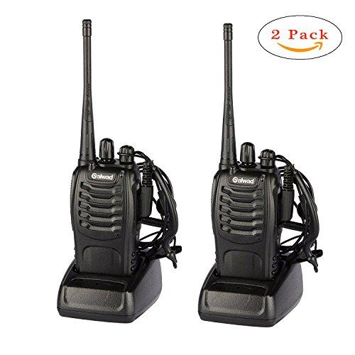 Bao Feng BF-888S Walkie Talkies Long Range 2 Way Radio with