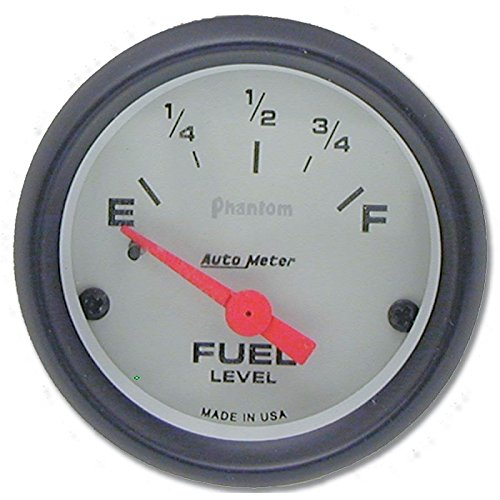 Eckler's Premier Quality Products 33185251 Camaro Fuel Level Gauge Phantom Series AutoMeter