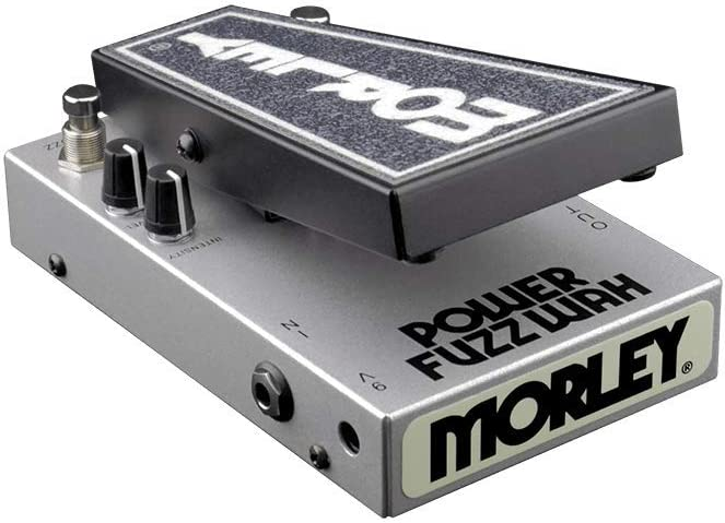 MORLEY 20/20 Power Fuzz Wah