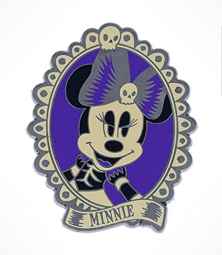 Disney 2017 Minnie Cameo Halloween Pin ()