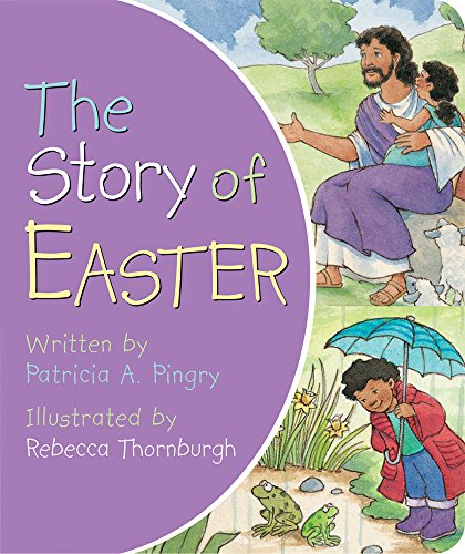 Bible Stories Board (The Story of Easter)