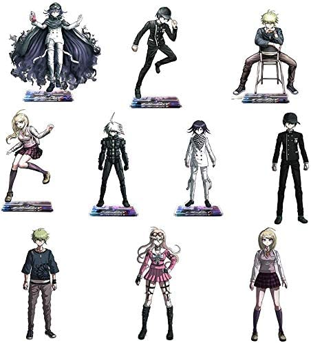 Danganronpa V3 Killing Harmony Anime Character Figure Acrylic Display Stand New