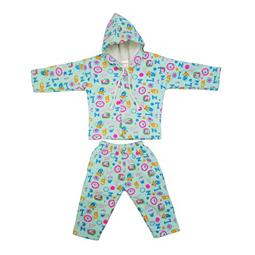 Littly Winter Baby Suit With Hood
