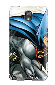 Snap-on Case Designed For Galaxy Note 3- Batman