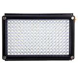 LiShuai LS-LED209A 209A 209 LED Camera Video Lighting Light Lamp for Camcorder DSLR