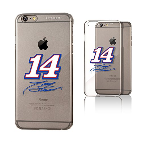 tony-stewart-14-iphone-6-plus-iphone-6s-plus-clear-slim-case-nascar