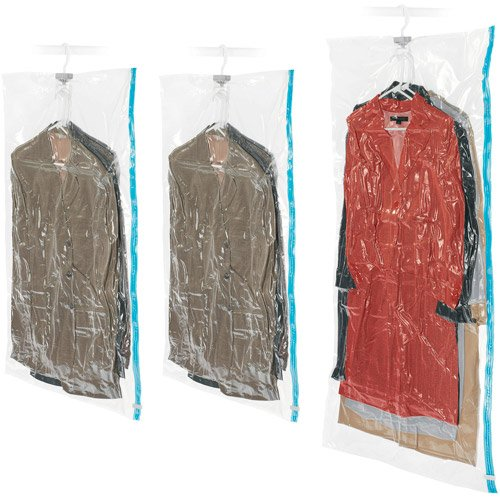 Spacemaker Bag Hanging Set for long- or short-term storage dust-free storeg