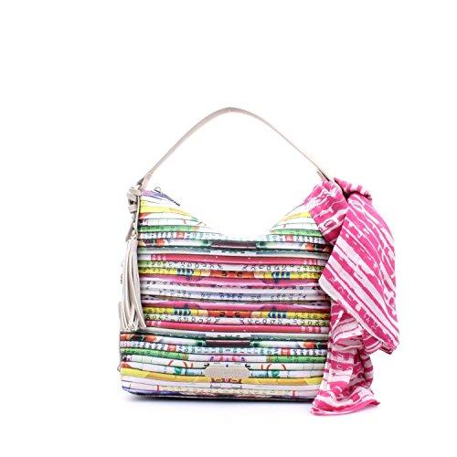 L'atelier du sac - Bolso de asas para mujer Bianco