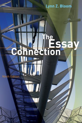 The Essay Connection 10Th Edition Bloom