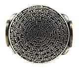 Men's sterling silver ring, islamic ring