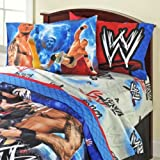 WWE Pillowcase Wrestling Champions Bedding Accessory