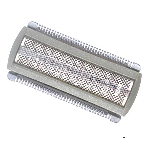 Bg2000 Replacement Foil Head for Philips Bodygroom BG2020, 2030, and 2040, Replacement Trimmer/Shaver Foil, Shaving Head for Philips Norelco (Foil Norelco Bodygroom)