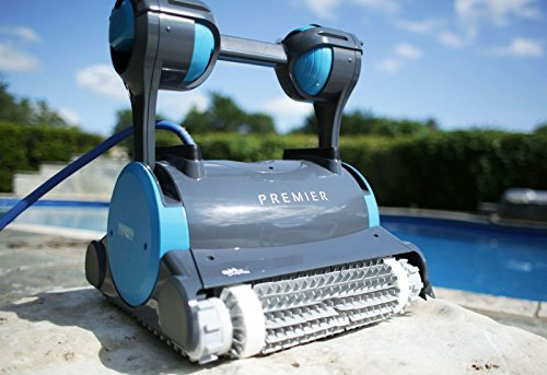 2017 Dolphin Premier Robotic In Ground Pool Cleaner Robotic Pool Cleaner Reviews And Ratings