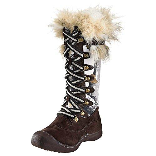 Legendary Whitetails Women's Arctic Snow Boots Brown 9 by Legendary Whitetails (Image #1)