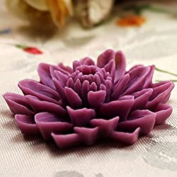 Flower Silicone Resin Clay Molds Handmade Resin Mo