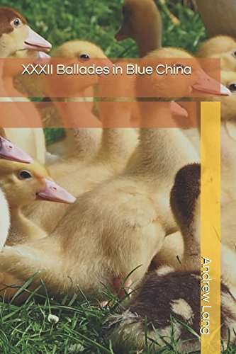 Download XXXII Ballades in Blue China pdf