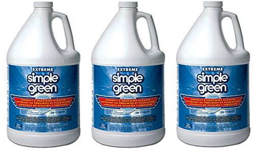 Simple Green 13406 Extreme Aircraft and Precision Cleaner, 1 Gallon Bottle (4) (3, 1 Gallon Bottle)
