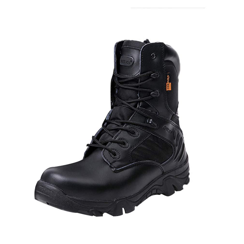 Hibote Bottes Militaires - Chaussures de Combat/de Tactique/de 41 Patrouille/Armée 41 Tactique/de EU|Noir 8c2acc